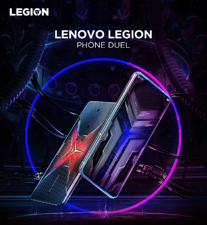 Lenovo Legion Duel